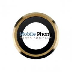 Apple iPhone 6 Plus Back Camera Lens - Gold